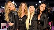 Hậu trường nóng bỏng của show nội y Victoria's Secret 2018