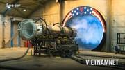 Căn cứ bí mật thử nghiệm động cơ của tiêm kích nhanh nhất thế giới