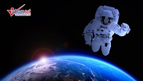 Cần trải qua những thử thách khắc nghiệt như thế  nào để bay vào vũ trụ?