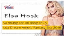 Chiếc áo bra đính 2100 viên kim cương của thiên thần Victoria's Secret