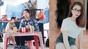 Cô gái hát 'Thương về xứ Nghệ' được cộng đồng mạng hết lời khen ngợi