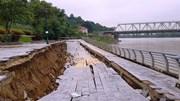 Thanh Hóa: Kè đê sông Mã hơn 100 tỷ sạt lở nghiêm trọng