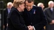 Gặp mặt trực tiếp, bà cụ nhận nhầm Thủ tướng Đức là phu nhân của TT Pháp
