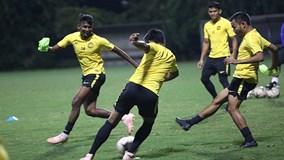 Đến Mỹ Đình, tiền đạo số 1 Malaysia nói gì về hàng thủ tuyển Việt Nam?