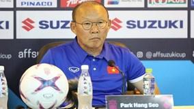 HLV Park Hang Seo:  'Việt Nam có đấu pháp phù hợp để đánh bại Malaysia'