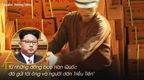 NLĐ Kim Jong Un chia món qua 200 tấn quýt của Hàn Quốc như thế nào?