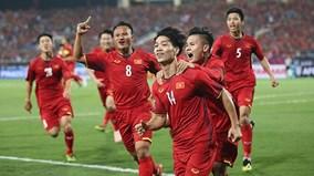 Công Phượng, Anh Đức lập công, Việt Nam hạ đẹp Malaysia