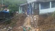 Vỡ hồ nhân tạo, lũ cuốn trôi nhà ở Khánh Hoà: Ít nhất 12 người chết