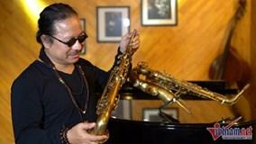 Bộ sưu tập kèn saxophone tiền tỷ của Trần Mạnh Tuấn