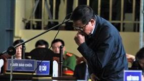 Ông Phan Văn Vĩnh nhận tội trước toà: 'Bị cáo hết sức thấm thía, ân hận'