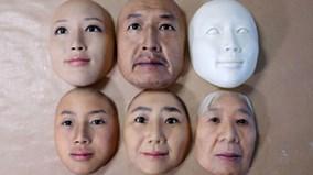 Người thiết kế hé lộ mục đích thật sự của những chiếc 'mặt nạ da người'