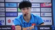 Công Phượng nói gì trước trận đấu với Myanmar?