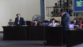 Ông Phan Văn Vĩnh khai 'không được báo cáo CNC là công ty đánh bạc'