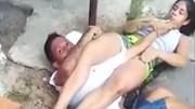Bị nữ sinh kẹp cổ 20 phút, tên cướp hét lên đau đớn