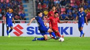 Campuchia 3-1 Lào: 'Messi' Chan Vathanaka tỏa sáng