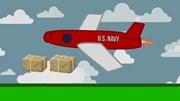 Dịch vụ chuyển thư bằng tên lửa hành trình có 1-0-2 ở Mỹ