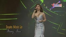 Hương Tràm hát 'Duyên mình lỡ', 'ăn mừng' ca khúc đạt 140 triệu lượt nghe