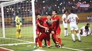 Tiến Linh ghi bàn thắng mở tỉ số trận Việt Nam vs Campuchia