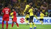Thắng Myanmar 3-0, Malaysia cùng Việt Nam vào bán kết