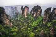 Công viên Trương Gia Giới - Chốn Bồng Lai, nơi Tiên Cảnh