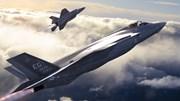 Mãn nhãn xem F-35 Mỹ bay như chim trên bầu trời
