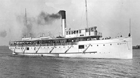 Bí ẩn con tàu mất tích 90 năm vì dính lời nguyền biển cả