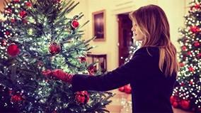 Ý nghĩa thực sự đằng sau sự lộng lẫy của Nhà Trắng vào dịp Giáng sinh 2018