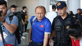 Đội tuyển Việt Nam sang Philippines: Thầy Park gây bất ngờ với Văn Toàn