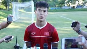 Tuyển Việt Nam háo hức đấu Philippines, Duy Mạnh đối đầu đồng đội cũ
