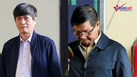 Cựu tướng Phan Văn Vĩnh lĩnh 9 năm tù, Nguyễn Thanh Hoá 10 năm tù