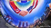 NLĐ Kim và TT Trump truyền cảm hứng cho trang phục dân tộc của HH Singapore