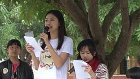 Nhóm bạn trẻ rong ruổi 13 tỉnh thành, giáo dục giới tính cho 10000 học sinh