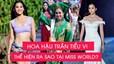 Trần Tiểu Vy thể hiện ấn tượng như thế nào ở Miss World 2018?