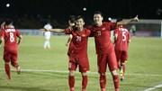 Philippines 1-2 Việt Nam: Nguyễn Anh Đức và Phan Văn Đức tỏa sáng