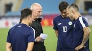 Thầy Park đón Văn Toàn trở lại, HLV Eriksson ghi 'sớ bí kíp' đấu Việt Nam