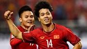 Quang Hải, Công Phượng lập công, đưa Việt Nam vào chung kết AFF Cup 2018
