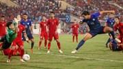 Xem lại bàn thắng Philippines rút ngắn tỷ số 2-1 trước Việt Nam