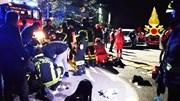 Giẫm đạp kinh hoàng ở hộp đêm Ý, 6 người thiệt mạng