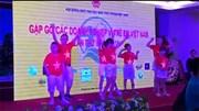 Xúc động xem những em bé khuyết tật múa 'Việt Nam ơi'