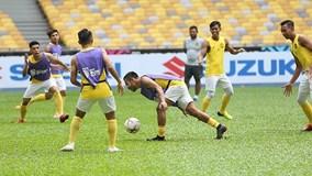Tuyển Malaysia tập kín tại Bukit Jalil, quyết 'đòi nợ' thầy trò HLV Park