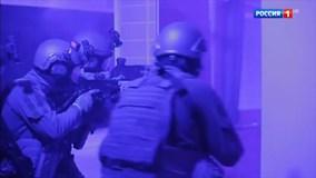Hình ảnh đội đặc nhiệm độc nhất vô nhị của Nga