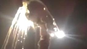 Tên lửa Nga phát nổ ngay sau khi rời bệ phóng