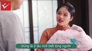 Chồng thay đổi chóng mặt khi vợ sinh con gái và cái kết đắng