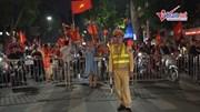 Hơn 1000 chiến sỹ công an Hà Nội tham gia đảm bảo ANTT chung kết AFF Cup