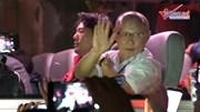 Tuyển Việt Nam rạng rỡ vẫy chào người hâm mộ trước khi rời Mỹ Đình