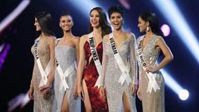 H'Hen Niê vào Top 5 Hoa hậu Hoàn vũ 2018