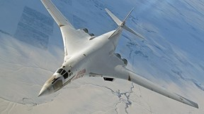 'Thiên nga trắng' – máy bay ném bom hạng nặng của Nga khiến Mỹ e ngại