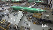 Khám phá công nghệ sản xuất máy bay 737 chỉ trong 9 ngày của Boeing