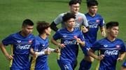 Công Phượng khoe tóc 'mì tôm', tuyển VN hào hứng chuẩn bị Asian Cup 2019
