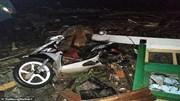 Thảm họa sóng thần Indonesia, hàng trăm người thương vong